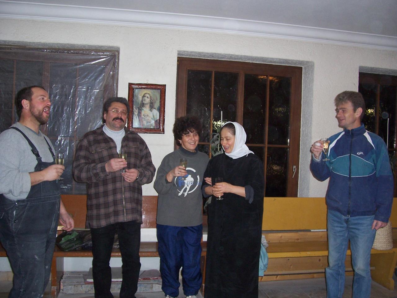 Decembrie, 10 - La Multi Ani în miez de noapte pentru d-l Tabacaru
