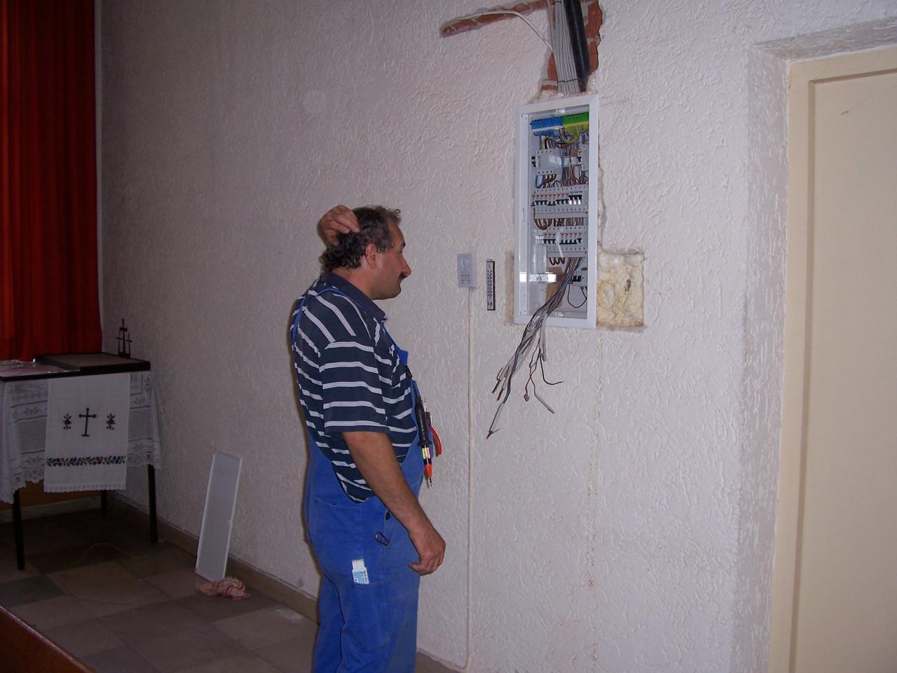 Septembrie, 1 - Cu sistemul asta electric... (d-l Lucaciu)