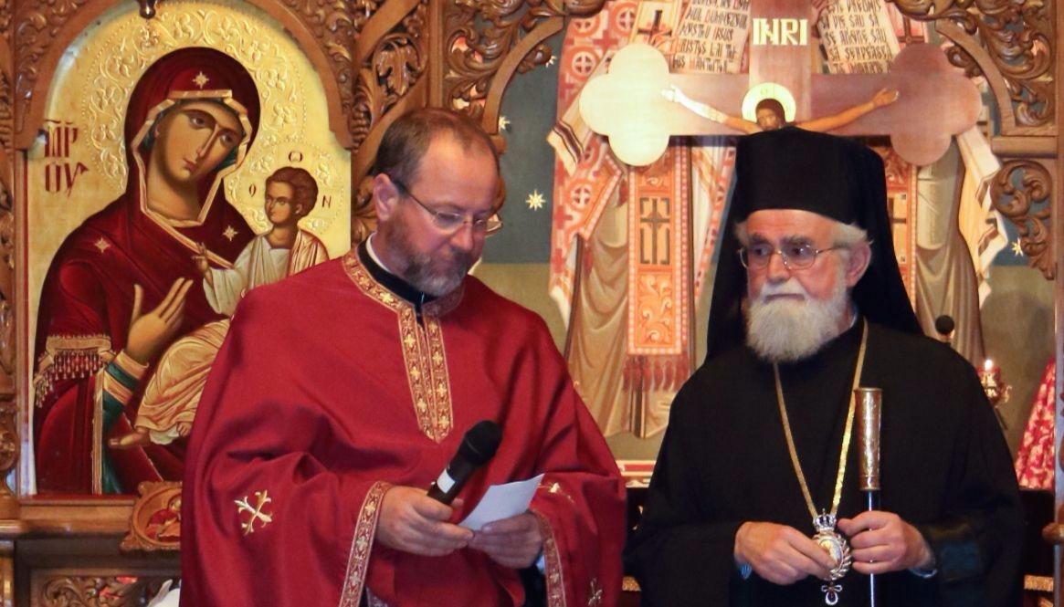 Panorthodoxe Vesper am Sonntag der Orthodoxie 20März 2016 Rumänisch Orthodoxe Kirche «Jesu Christi Geburt» Stuttgar_52